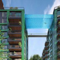 Nine Elms sky pool