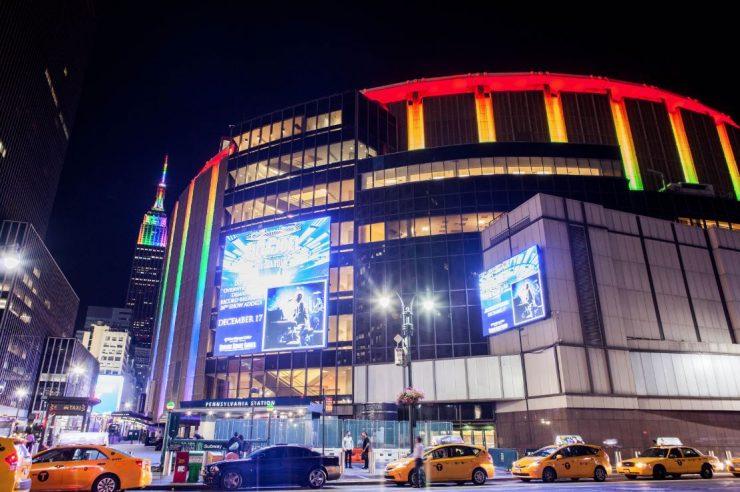 Au Madison Square Garden pour un séjour linguistique à Londres ?