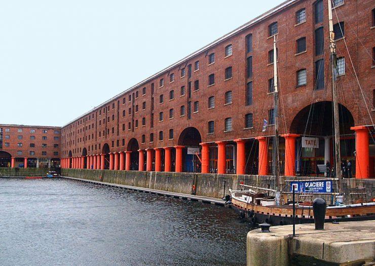 Séjour linguistique Angleterre : le port marchand de Liverpool en péril