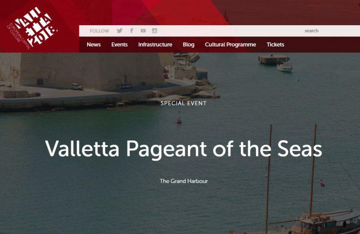 Voyage linguistique à Malte : le Pageant of the Seas