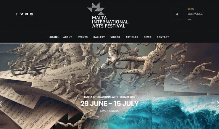 Séjour linguistique à Malte : le Malta Arts Festival
